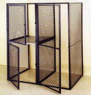 NYC Liquor Cages| Liquor Cages in stock at LockersUSA.com in NYC