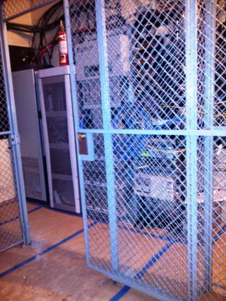 Data Server Cages NYC
