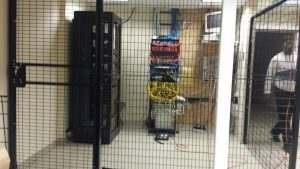 Data Room Server Cages NYC