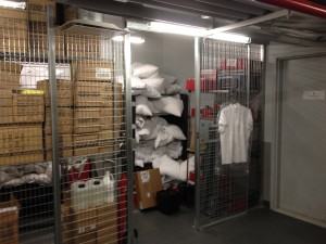 Our modular design allow us to create any shape cage cost effectively.