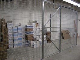 Welded Wire Partition Cages East Brunswick
