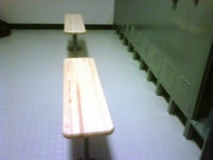 Locker Room Benches NYC