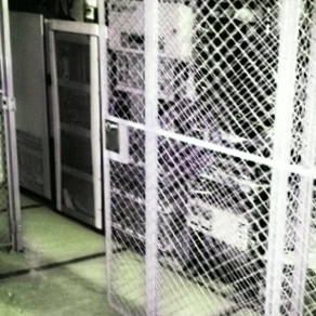 data center server cages