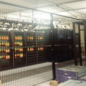 data server cages