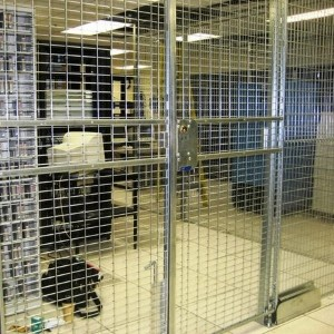 server cage NYC 10001