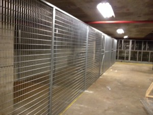 Welded wire security cages Long Branch
