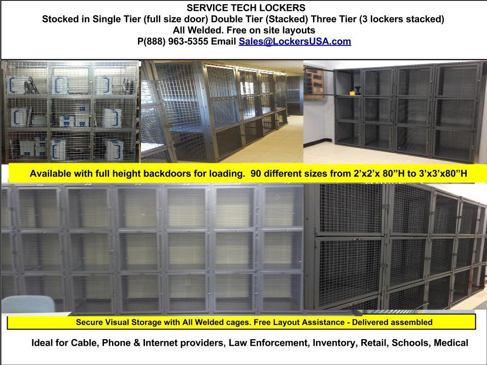 Dispatcher Lockers NYC