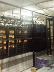 Long Branch Data Room Cages