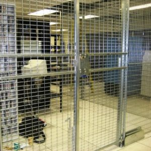 Data Room and Colocation cages in Brick.