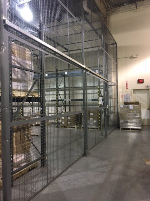 Security Cages Red Bank Archives Lockersusa