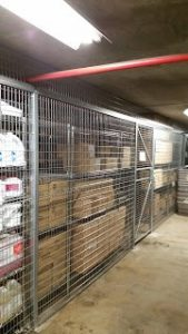 woven wire mesh partitions East Rutherford