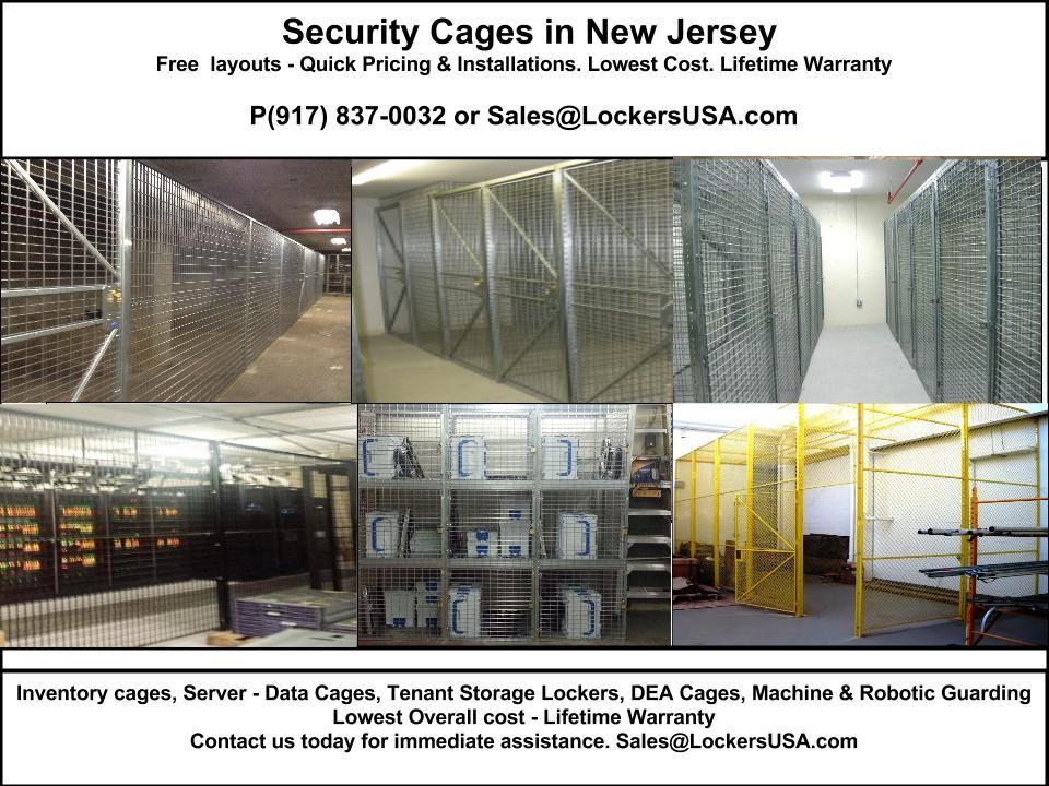 Security Cages Orange NJ