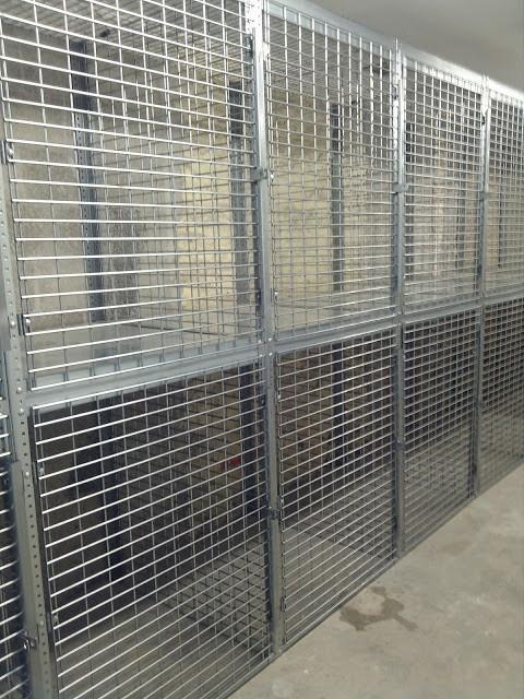 Fertilizer Pesticide Security Cages Lockersusa