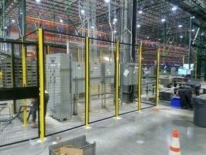 Machine Guarding Safety Perimeter Cages Connecticut