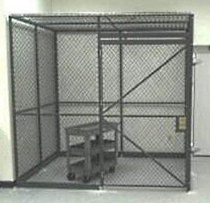 Medical Marijuana DEA Cages New York