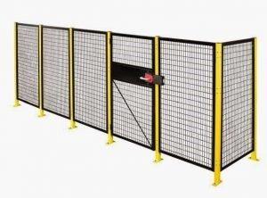 Machine Guarding Safety Fence NJ