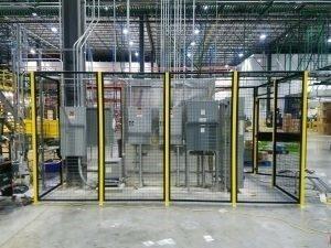 Machine Guarding Cage NJ