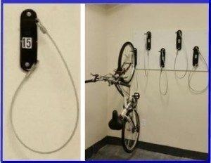 Wall Mount Bike Brackets