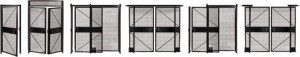 Security Cage Doors New Jersey