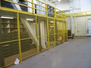 Tool Crib Security Cages Perth Amboy