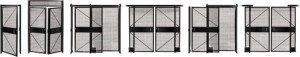 Wire Partition Doors Perth Amboy NJ 08861
