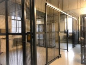 Wire Partition Security Cages NYC