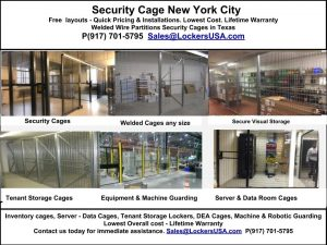 Security Cage New York City