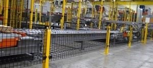 Conveyor Guarding Safety Cage NJ