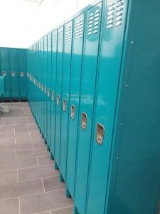 Metal Lockers NYC