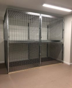 Tenant Storage Cages Queens NY 11102