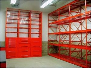 Mailroom Shelving NYC