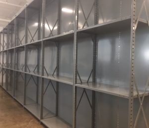 Mail Room Shelving NYC