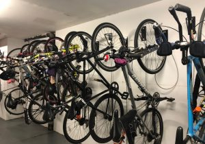 Wall Mount Bike Racks Harlem NY 10035
