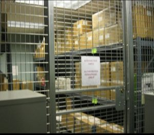Stock Room Cages East Rutherford