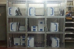 Loss Prevention Cages East Rutherford NJ