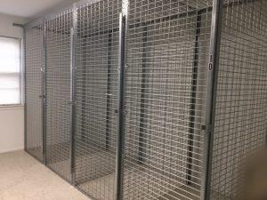 Tenant Storage Cages Weehawken
