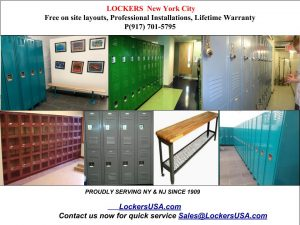 Lockers New Jersey