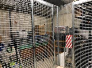 Storage Cage NY NY