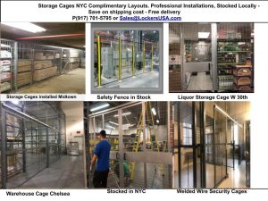 Storage Cages NYC