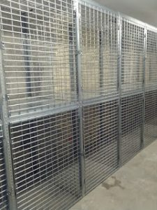 Tenant Storage Cages 5th Ave New York City 10176