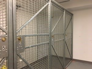 Tenant Storage Cages Astoria New York 11105