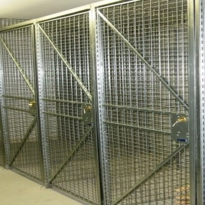 Tenant Storage Cages Montville
