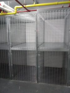Tenant Storage Cages 5th Ave NYC 10029