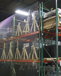 Pallet Rack Cage Backing Freehold