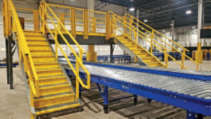 Conveyor Platform Crossovers NJ 08861