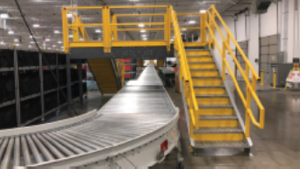 Conveyor Platform Crossovers NJ