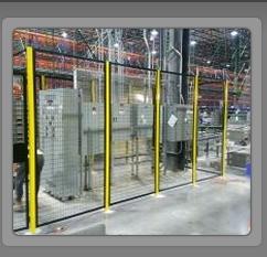 Machine Guarding Safety Cage NJ