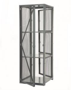 Welded Wire Lockers