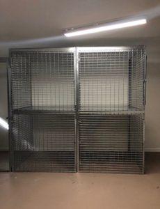 Tenant Storage Cages Wallington NJ 07057