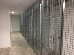 Tenant Storage Cages Union NJ 07083